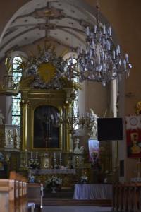 Janowiec - Kosciol sw Stanislawa i Malgorzaty (1)